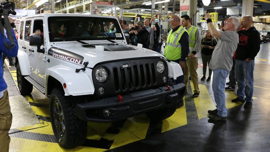 The Very Last JK-Era Jeep Wrangler Has Been Built
