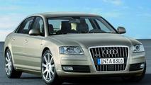 Audi A8L W12 quattro Facelift