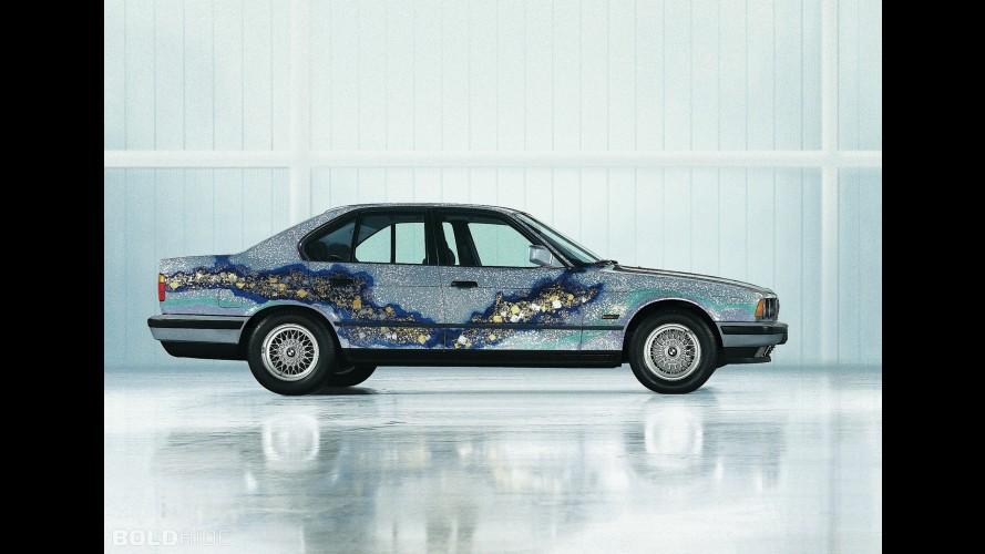 BMW 535i Matazo Kayama Art Car