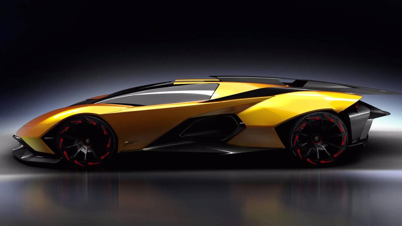Lamborghini Apis Concept