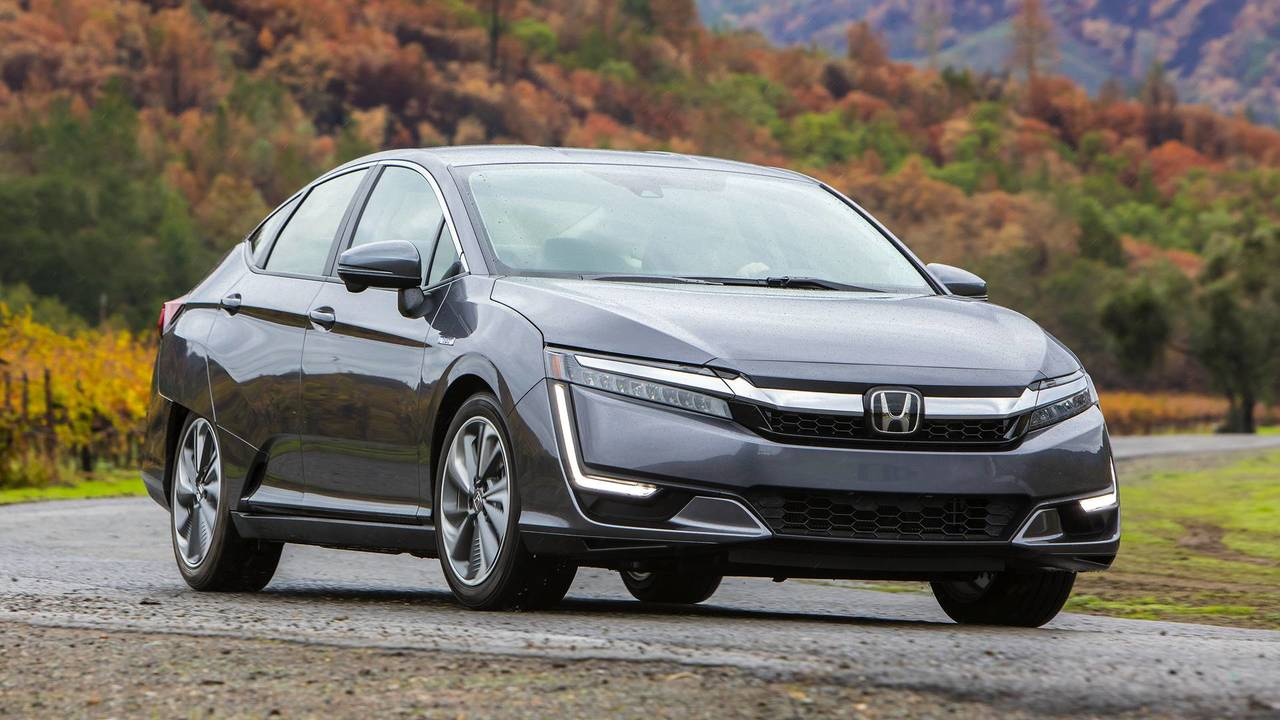 2018 honda clarity plug in hybrid first drive photo. Black Bedroom Furniture Sets. Home Design Ideas