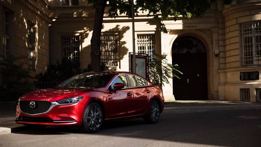 2018 Mazda6 With All-Wheel Drive Listed In NHTSA Doc