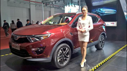 Pininfarina prepara il SUV premium cinese