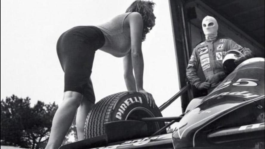 Calendario Pirelli, per i 50 anni foto inedite di Helmut Newton