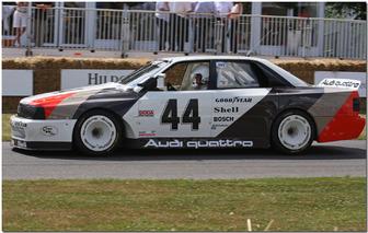 Audi 200 Quattro Trans-AM