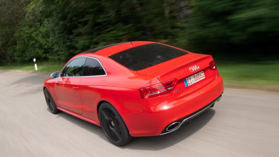 Audi RS5 first tuning package by MTM released