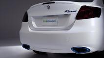 Suzuki Kizashi EcoCharge concept 20.04.2011