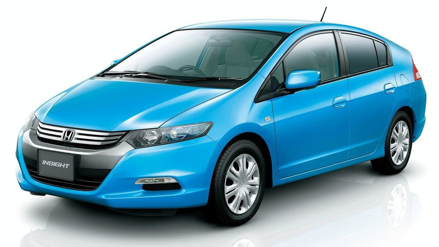 Honda Insight Becomes First Hybrid to Rank as Best-Selling Vehicle in Japan