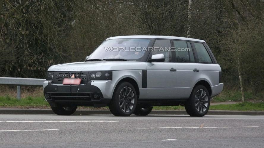 Range Rover Facelift Latest Spy Photos Reveal New Details