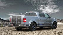 Ford F-150 audio show car by MAGNAT 17.06.2010