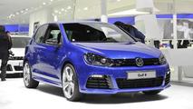 Volkswagen Golf R special version concepts revealed in Geneva