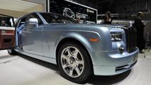 Rolls-Royce 102EX live in Geneva - 01.03.2011