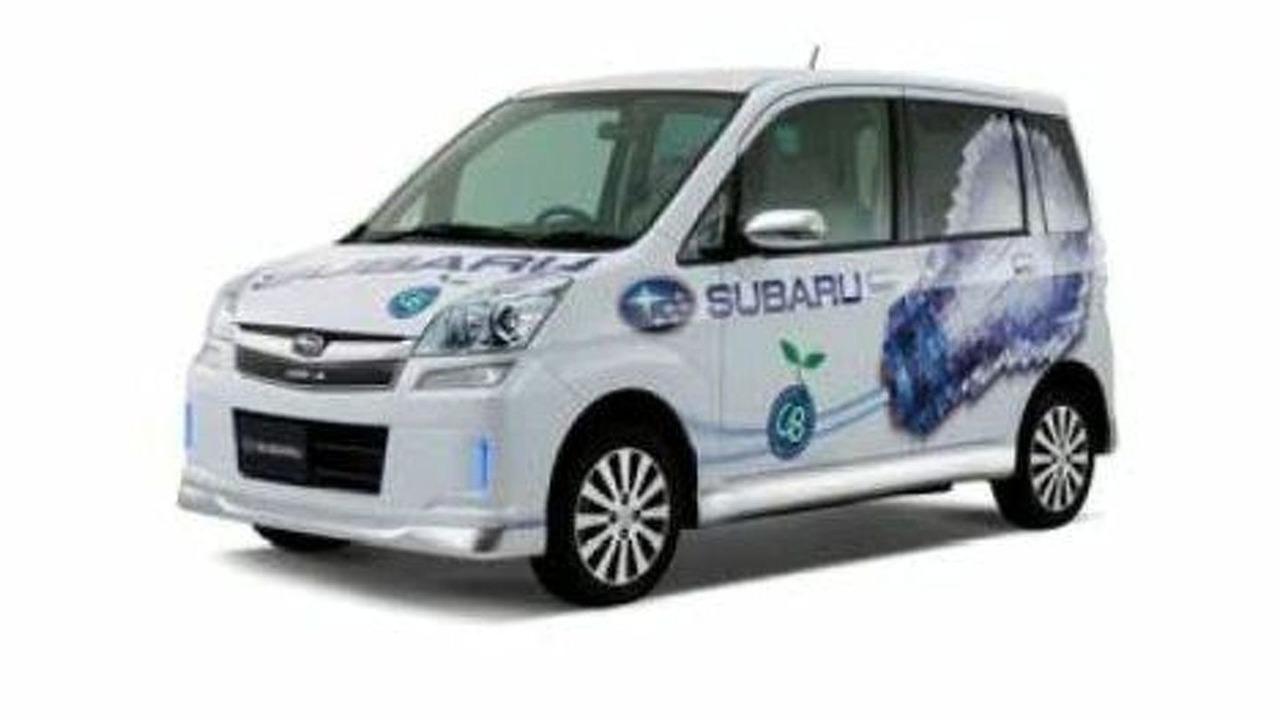 Subaru STELLA Concept