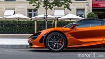 KVC -McLaren 720S à Paris