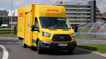 Ford DHL Streetscooter XL Electric Van