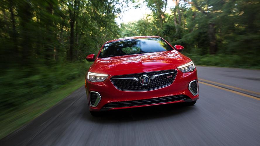 Opel Insignia GSi'nin kuzenleri: Regal GS ve Commodore VXR