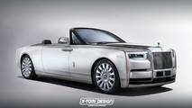 Rolls-Royce Phantom Renderképek