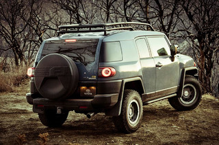 Want a Toyota FJ Cruiser? You'll Have to Pay Up