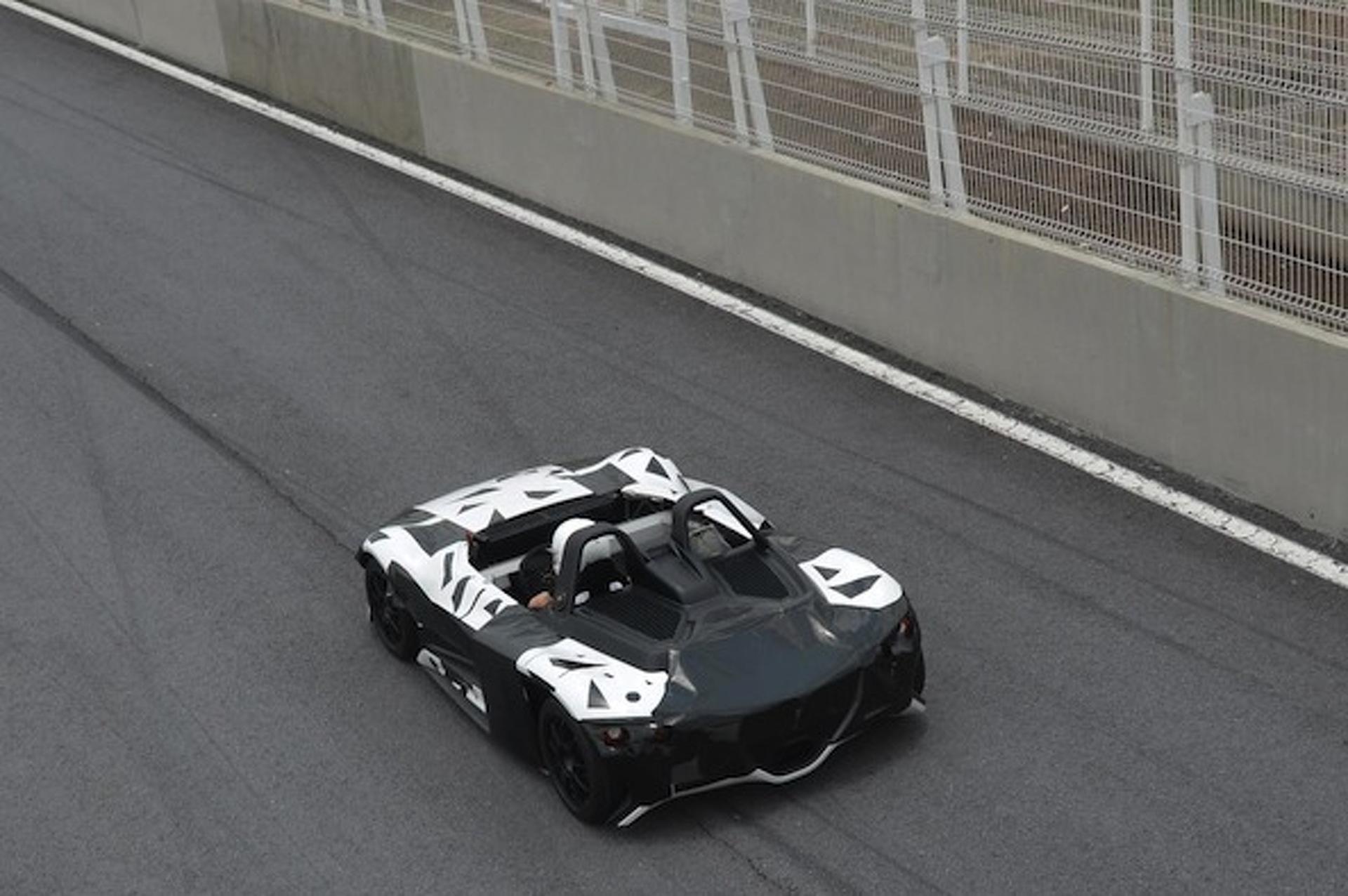 Vuhl Teases 05 Supercar ahead of Goodwood