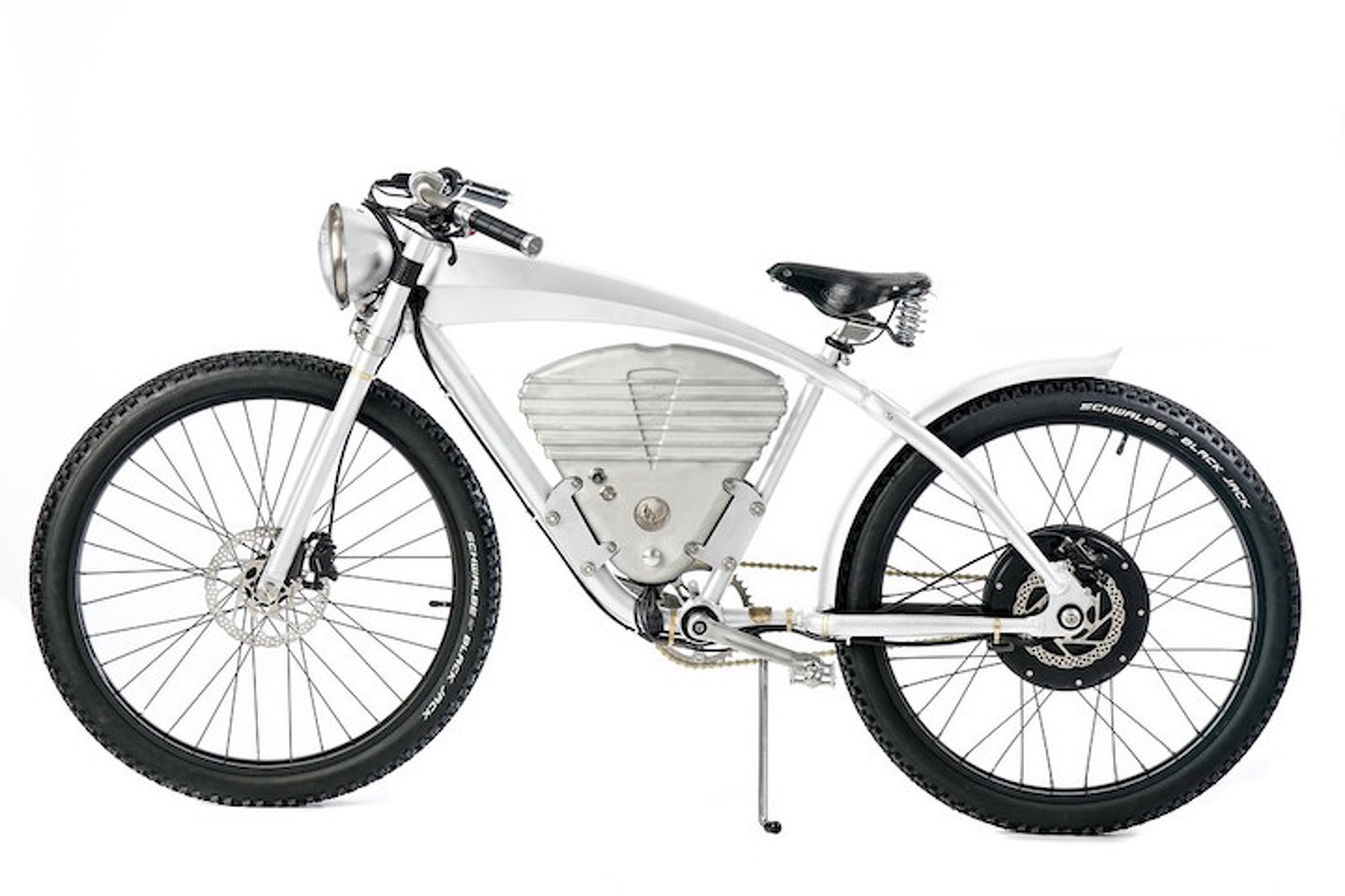 ICON Wants You To Bid on its Beautiful Electric Bicycle