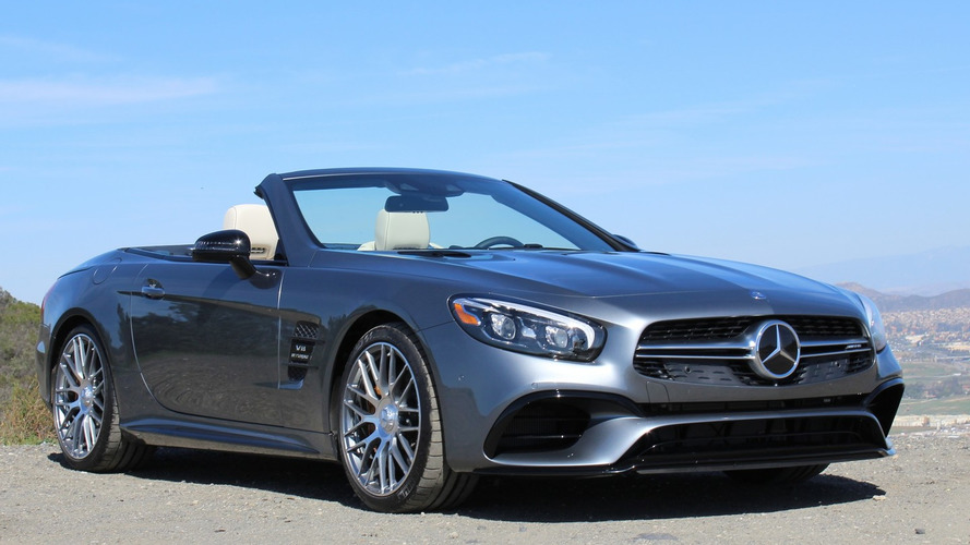 First Drive: 2017 Mercedes-AMG SL63