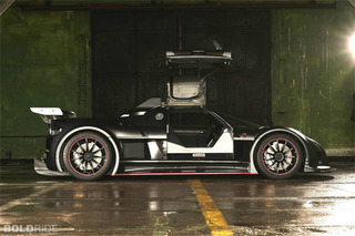 Wheels Wallpaper: 2012 Gumpert Apollo Enraged