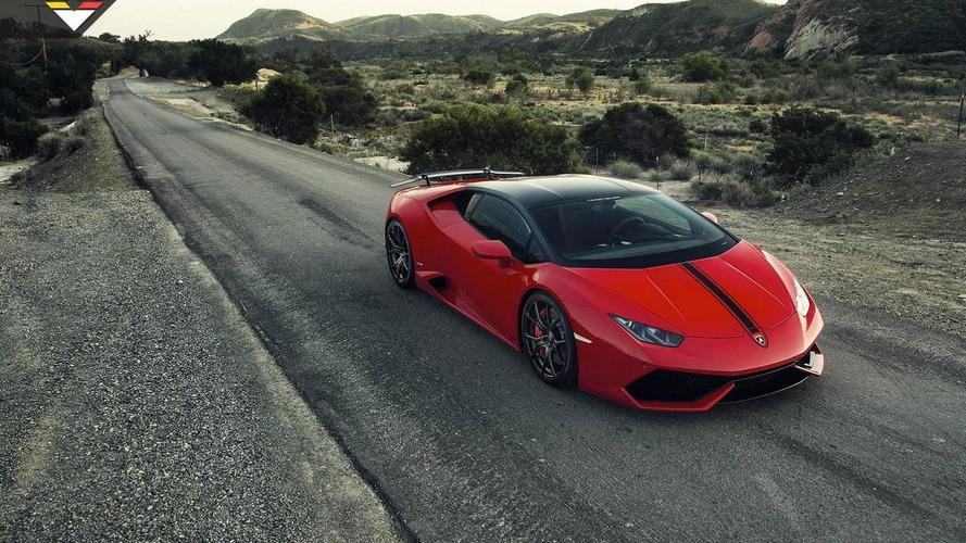 Vorsteiner Lamborghini Huracan looks delicious