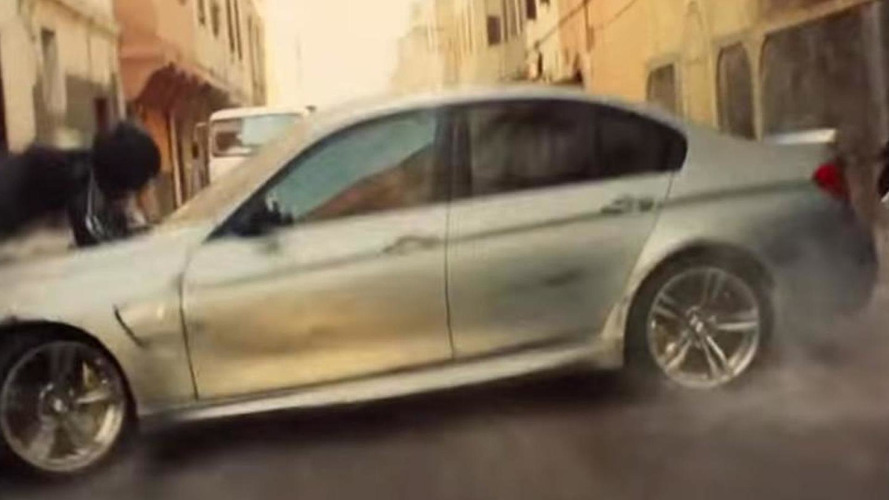 Mission Impossible Rogue Nation trailer shows off BMW M3 being trashed [video]