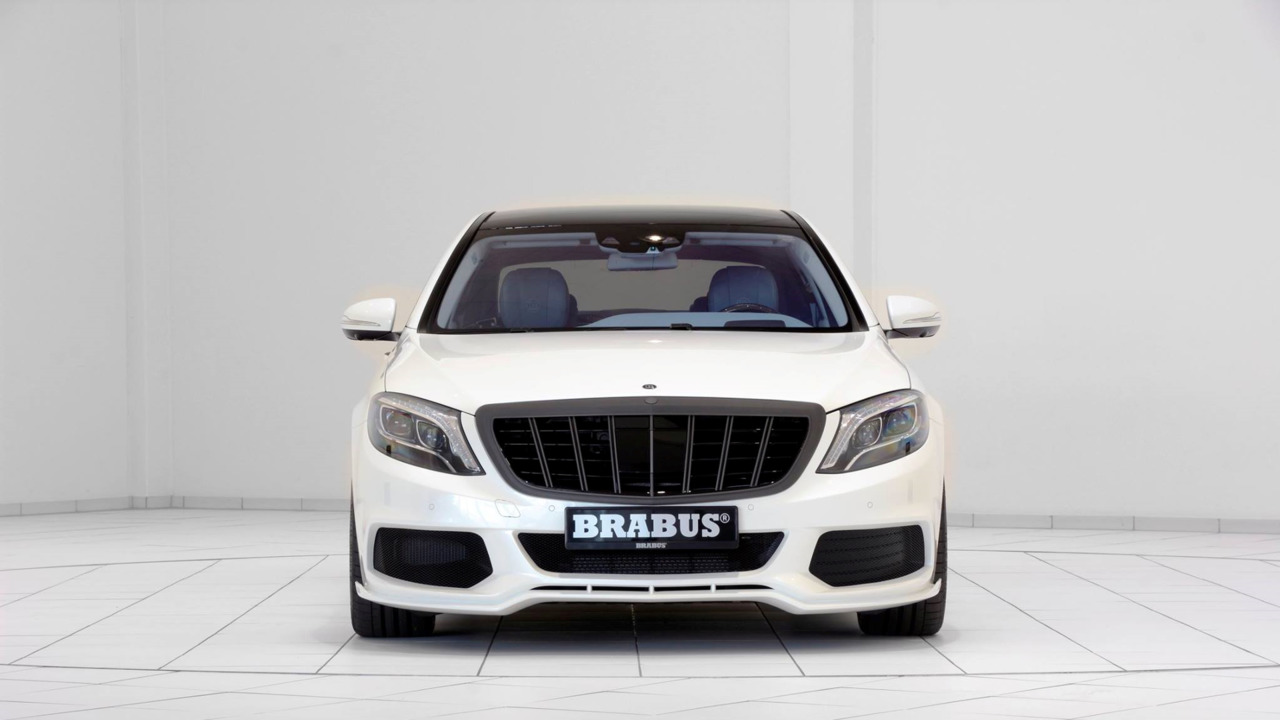 Brabus Maybach S600 Rocket 900