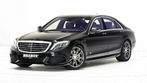 Brabus dials the Mercedes-Benz S500 Plug-in Hybrid to 500 PS and 890 Nm
