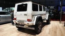 2015 Mercedes-Benz G500 4x4²