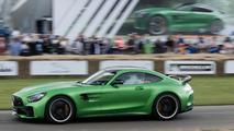 Mercedes-AMG GT R Goodwood'da