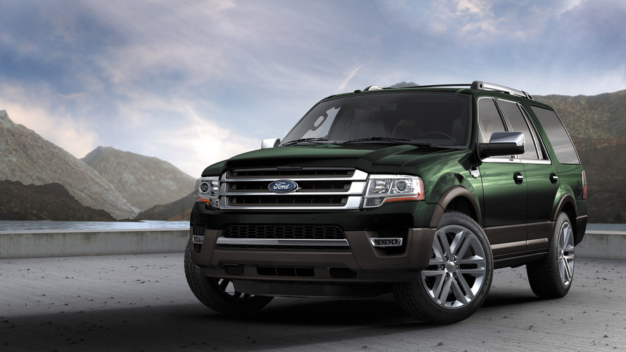 2016 Ford Explorer Towing Capacity >> 2018 Ford Expedition First Drive: The Beast Gets Better
