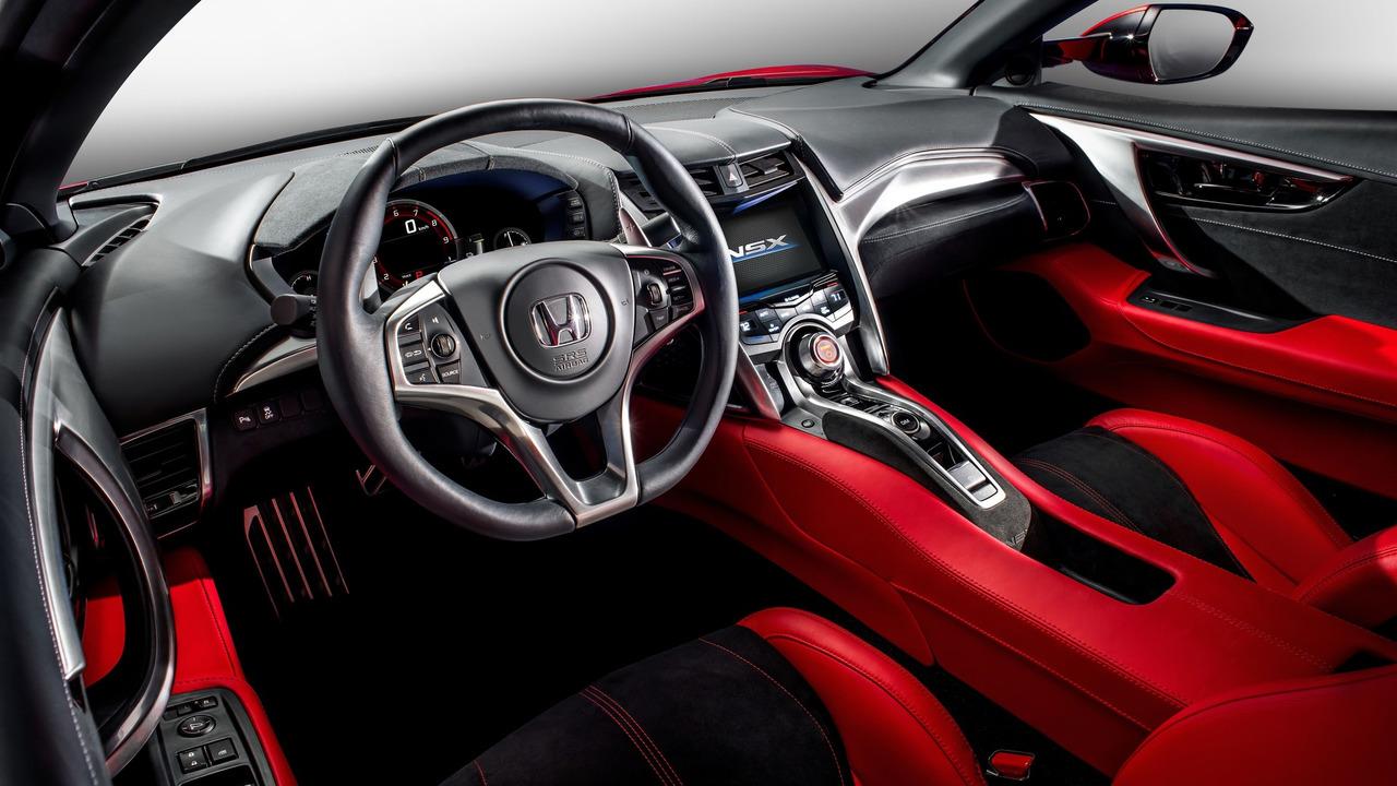 Honda NSX (Euro-spec)