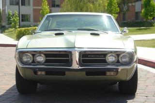 Nate's Enviable Green '67 Firebird: Your Ride