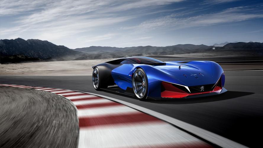 Peugeot L500 R Hybrid : Un parfum d'Indy