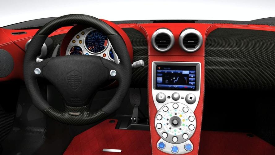 Koenigsegg Quant in Video at the Geneva Motor Show