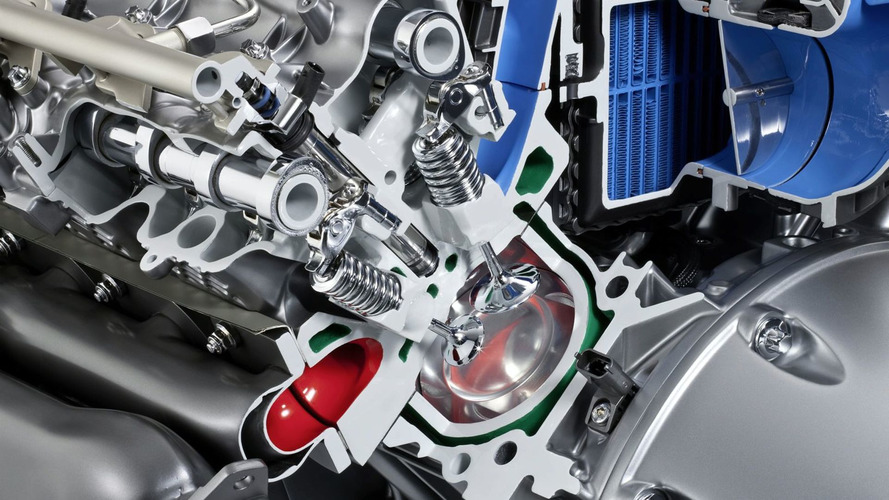 AMG's New 5.5 Liter Biturbo V8 Engine in Depth