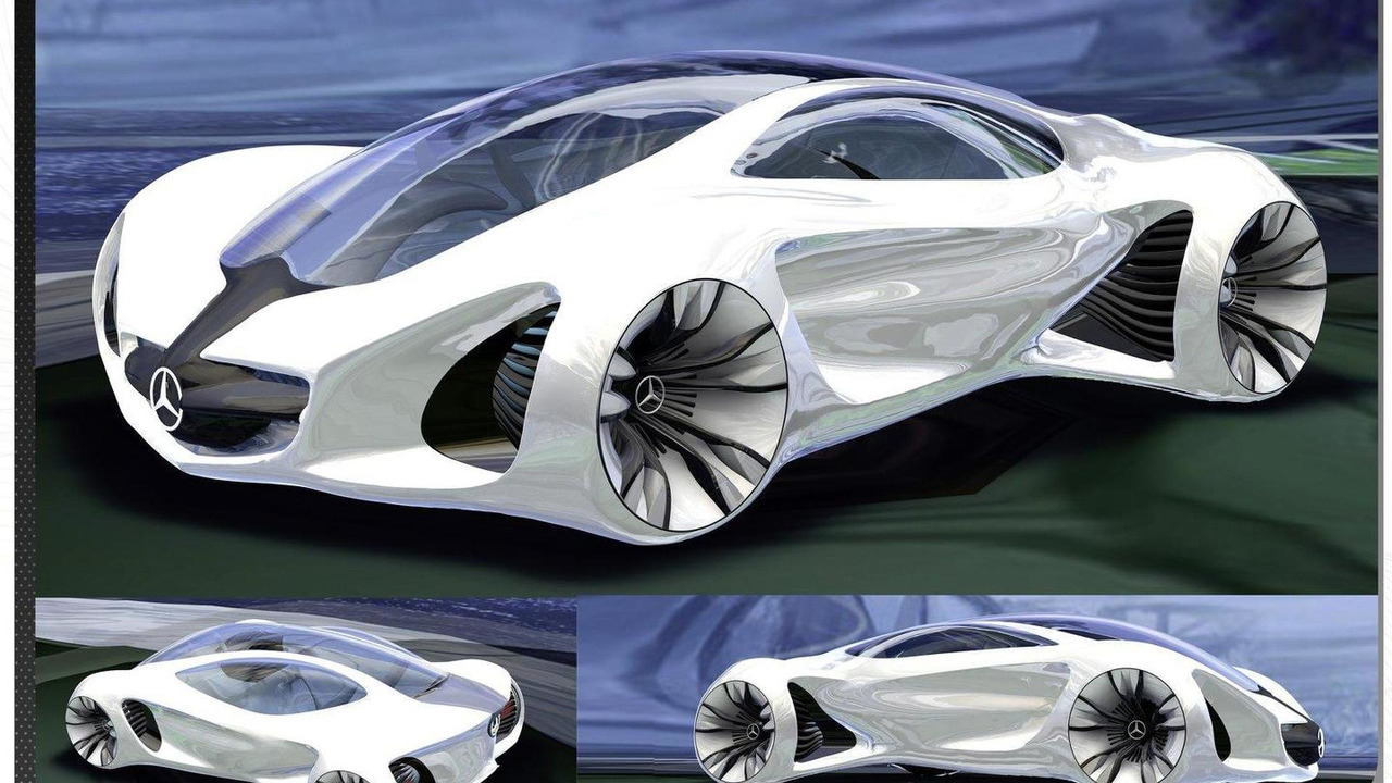 Mercedes Benz Biome Concept Gets Built Full Scale
