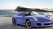 2011 Porsche 911 (997) Speedster Rendering