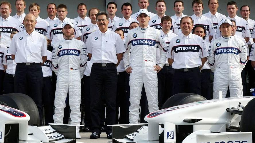 Peter Sauber looks beyond 2010