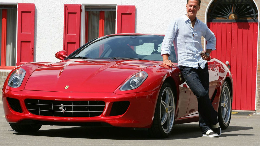 Ferrari planning to celebrate Michael Schumacher's 45th birthday with a special event