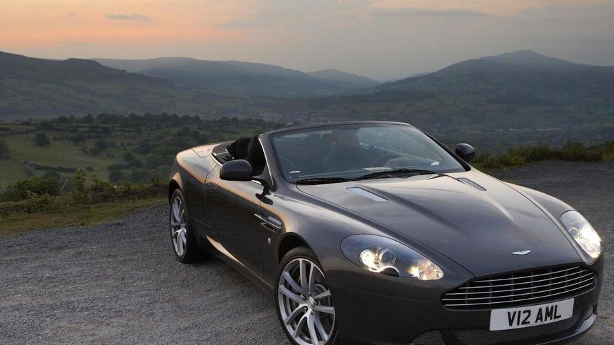 2011 Aston Martin DB9 mild facelift revealed