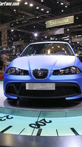 SEAT Ibiza Vaillante Design Expression