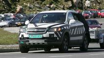 2006 Chevy S3X Spy Photos