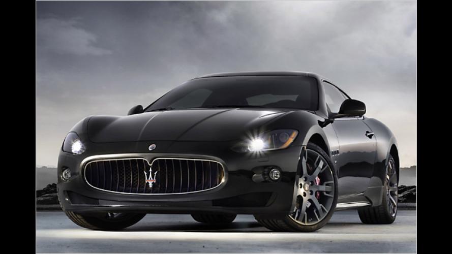 440 PS: Maserati präsentiert den GranTurismo S in Genf