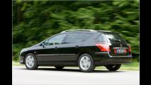 Peugeot wertet 407 auf