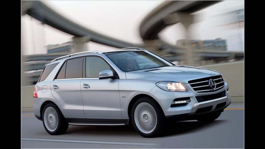 Neue Mercedes M-Klasse: Jetzt sind die Preise bekannt