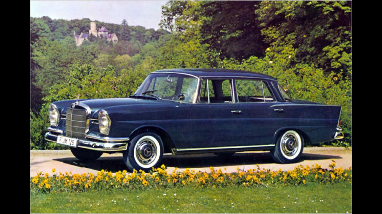 50 Jahre Mercedes 220 S/SE