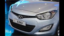 Hyundai i20: Aufgefrischt